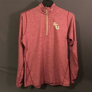 Womens Nike Dri-Fit Florida State Pullover Large